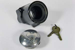 oakes spare tire lock