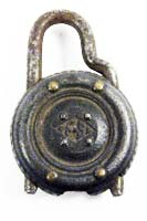 Accessory Locks For Antique Cars Spare Tire Padlocks Page 1